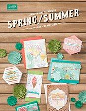 Voorjaar/zomer catalogus