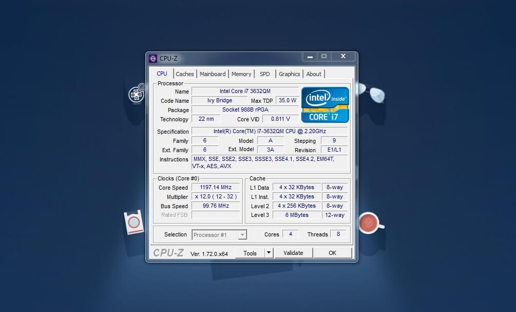 مواصفات جهازي / حاسوبي ، معرفة مواصفات الكمبيوتر ، كيفية معرفة مواصفات الكمبيوتر ، أفضل برنامج لمعرفة مواصفات الجهاز ، مواصفات الجهاز ، معرفة مواصفات الجهاز ، طريقة معرفة مواصفات الجهاز ، برنامج CPU-Z