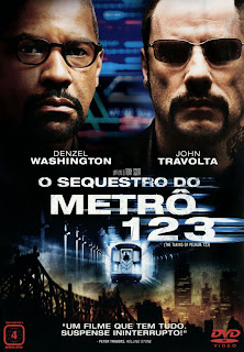 O Sequestro do Metrô 1 2 3 - DVDRip Dual Áudio