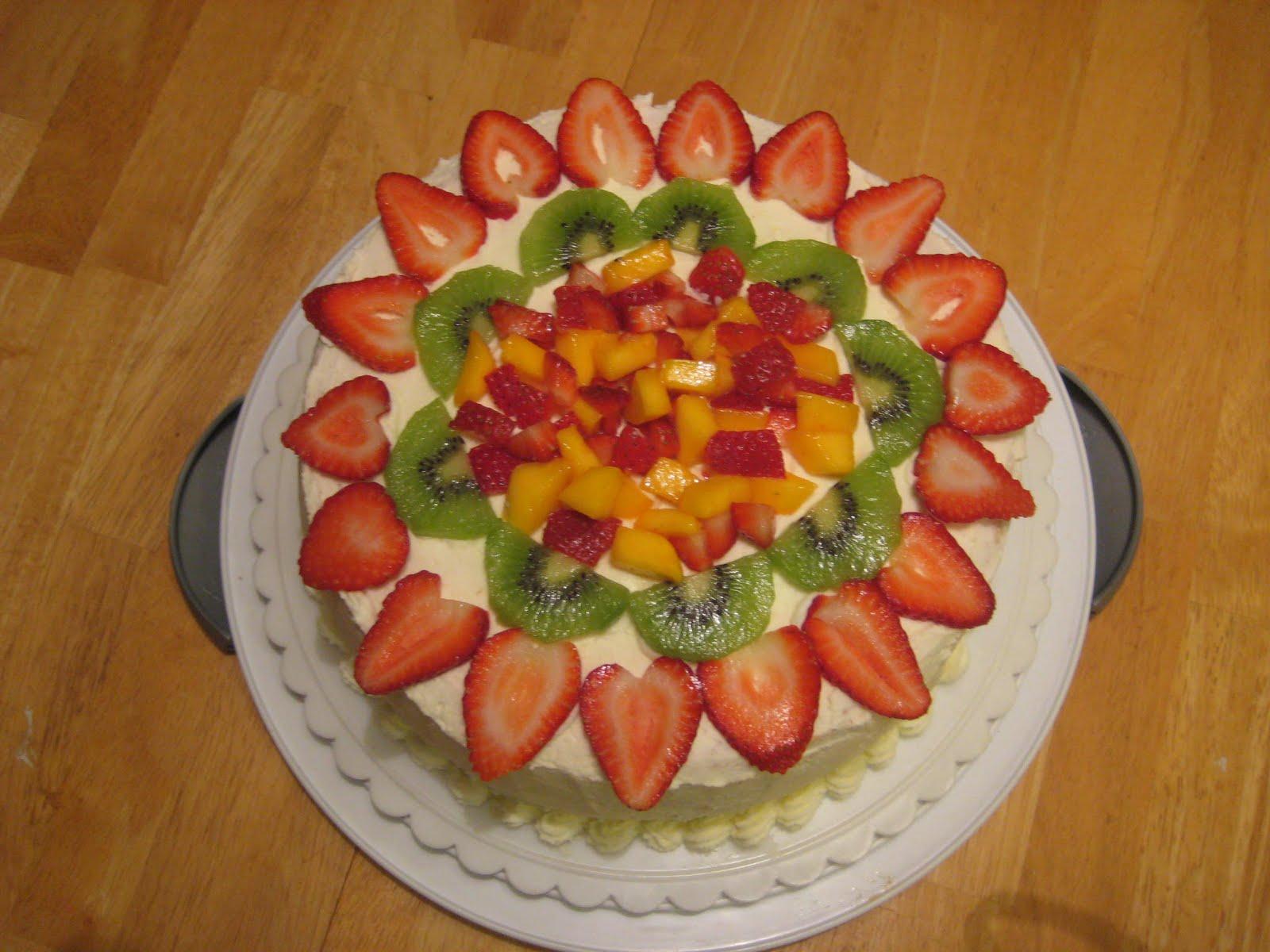 Как сделать простой торт 12