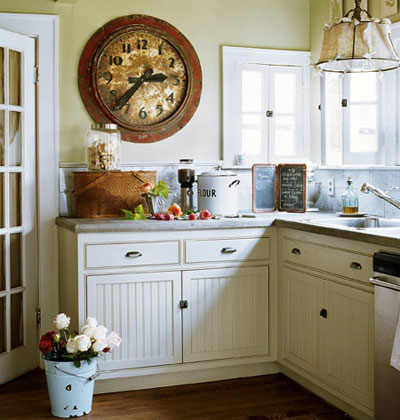 Small cottage kitchen designstrans online site for Cottage kitchen designs