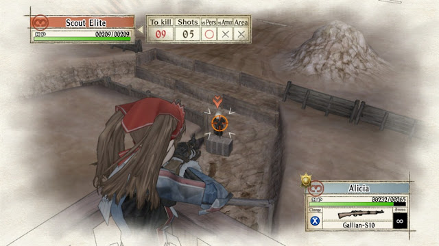 Valkyria Chronicles PC Download Photo