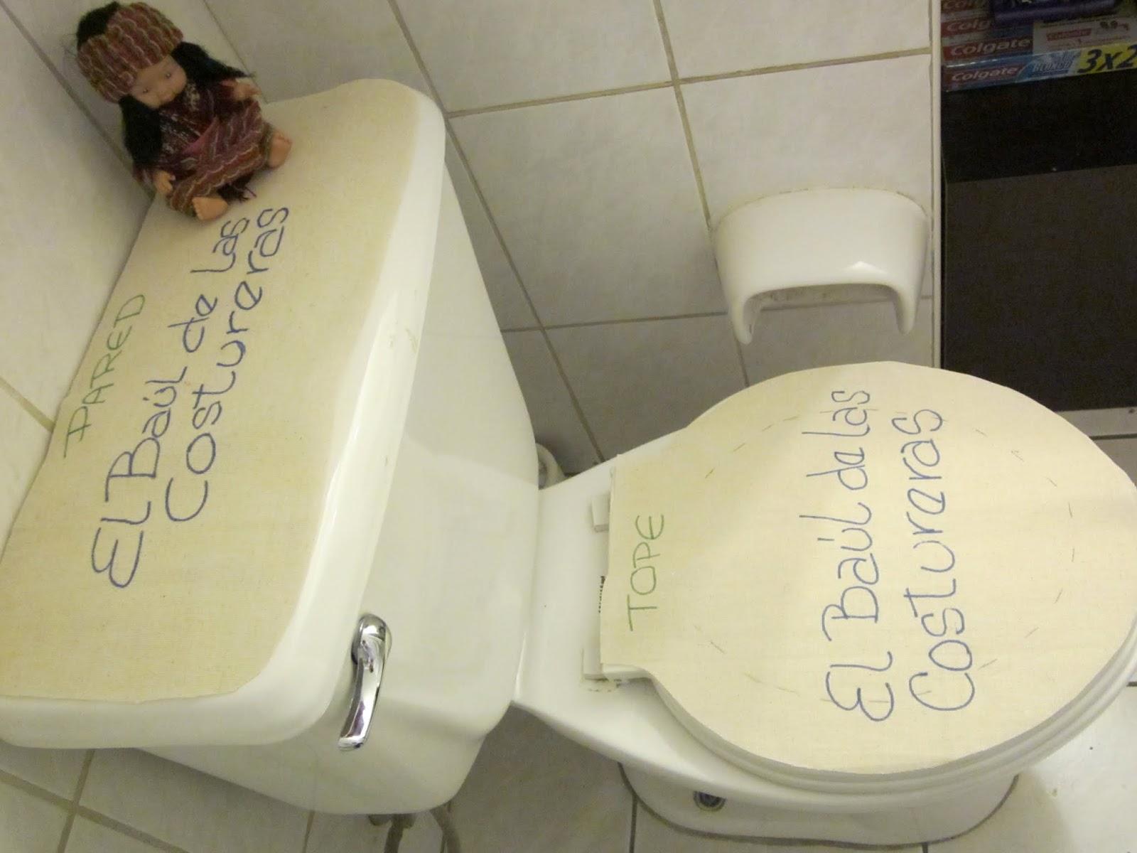 Moldes Para Hacer Lenceria De Baño:Sencillos Patrones para Juegos de Baño