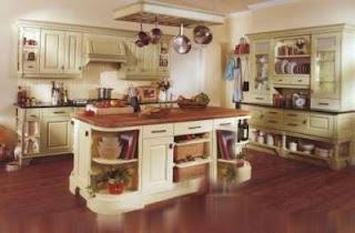 εντοιχισμένη κουζίνα