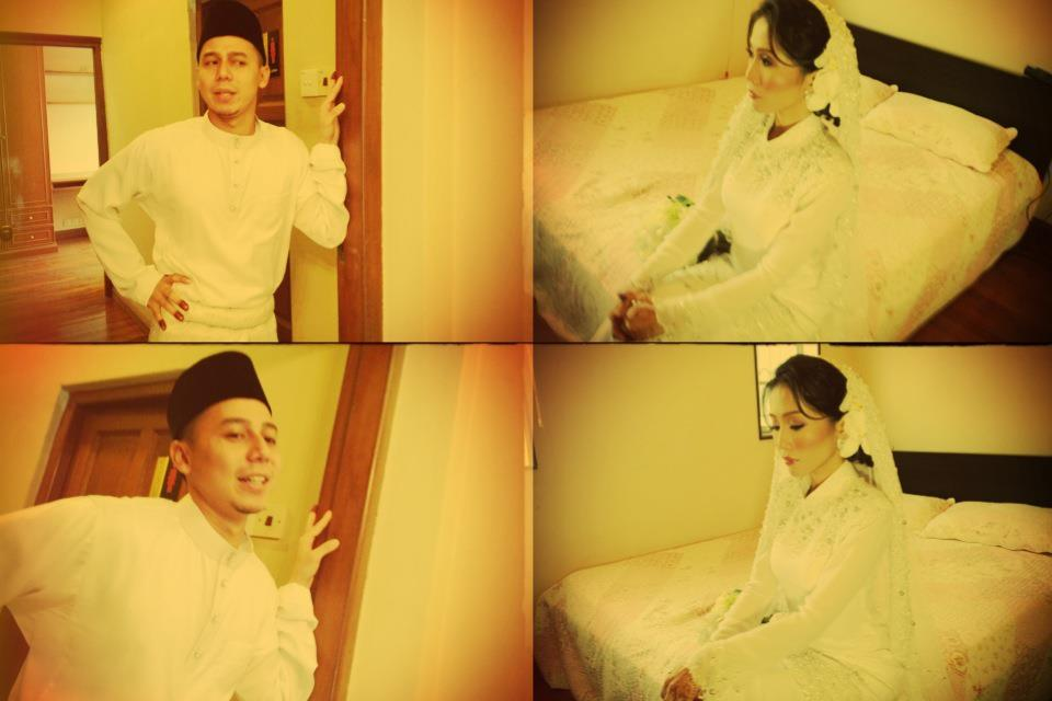 Gambar Majlis Perkahwinan Dalili Michelle (Melodi) Dan Deqwan (Remaja