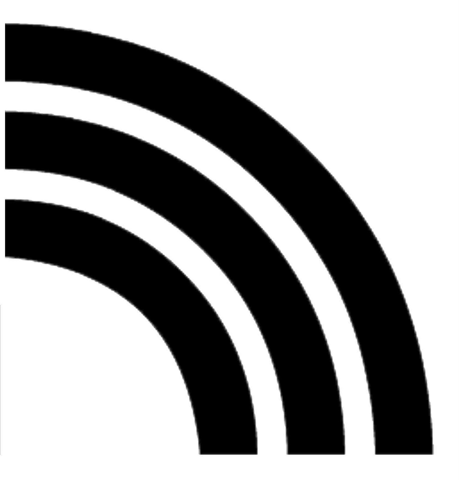 Logo with Three Black Lines