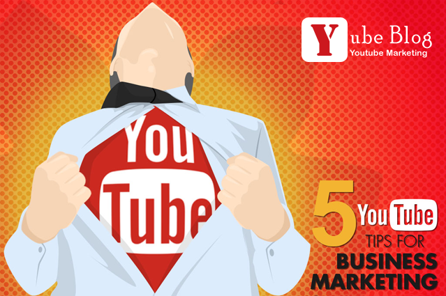 5 Tips for improving Youtube Marketing for Business