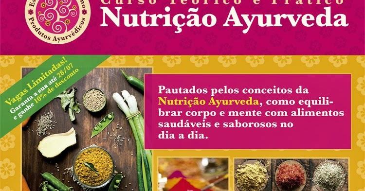 Sala de Ayurveda: Nutrição Ayurvédica - photo#17