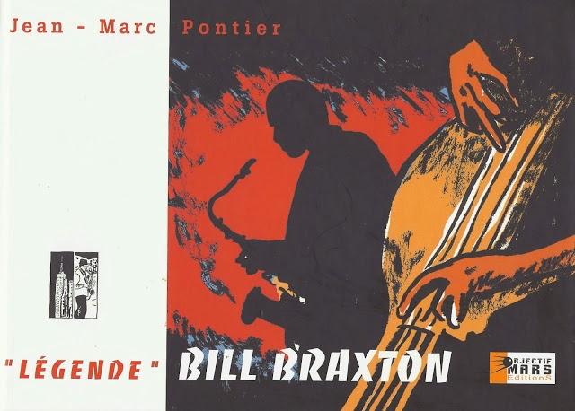 Publications Bill Braxton, légende, Objectif Mars 2013