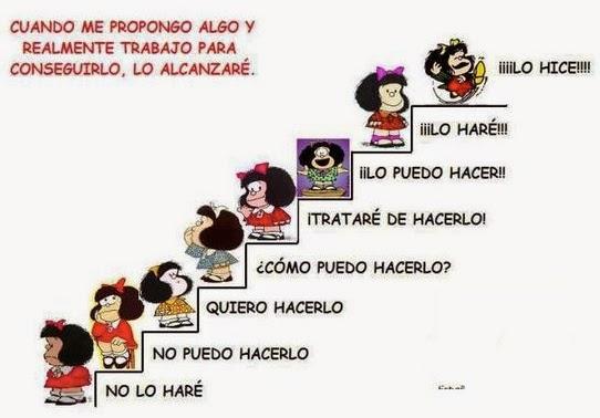 VipandSmart Mafalda quiero y puedo