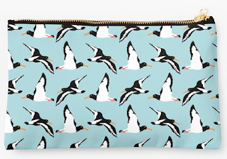 http://www.redbubble.com/people/louweasely/works/14051706-oyster-catcher-pattern?p=pouch