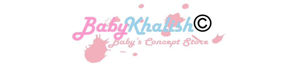 BABY KHALISH: BABY'S CONCEPT STORE