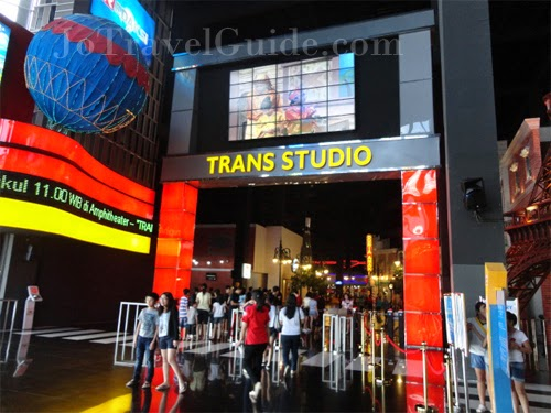Wahana Trans Studio-Jenis Permainan Trans Studio-Tiket Trans Studio-Pengunjung Trans Studio-Trans Studio Bandung