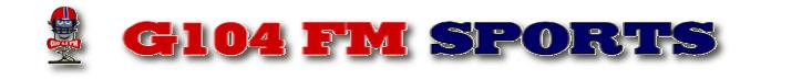 G104-FM Sports Blog