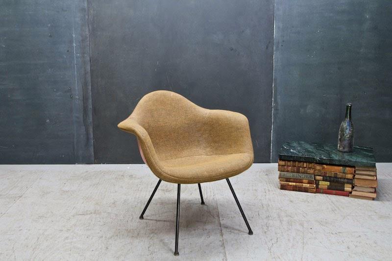 Reinventando la silla Eames