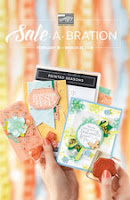 Stampin Up Sale-A-Bration Catalog 2nd Release