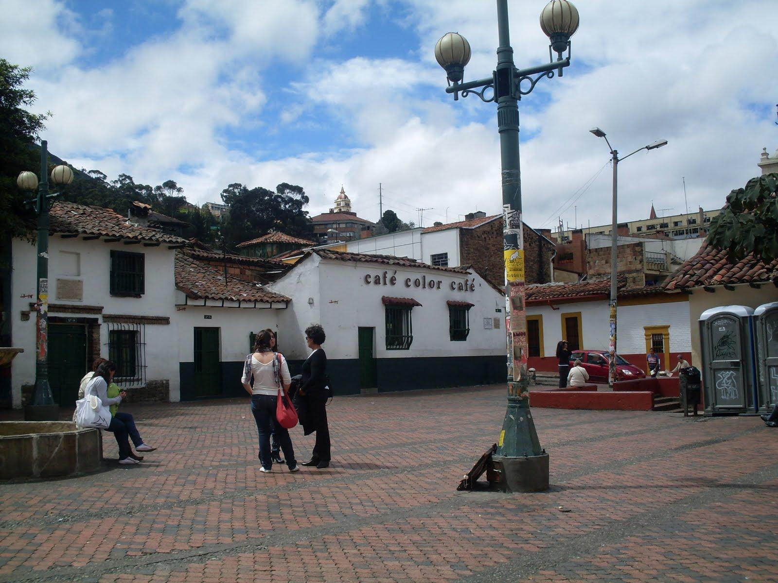 Getting to know bogot plaza del chorro de quevedo - Agencia de viajes diana garzon ...