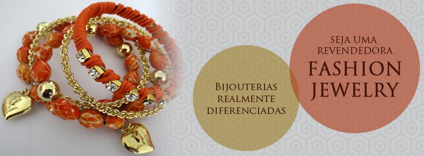 Bijuterias Fashion Jewelry Brasil - Oficial