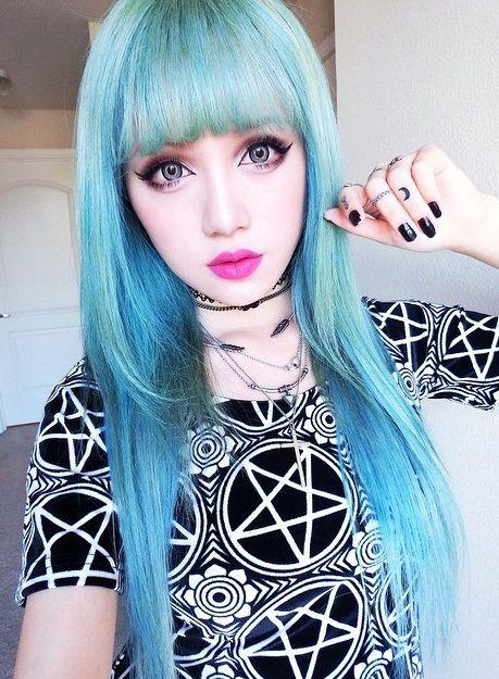 edgy hair colors the haircut web
