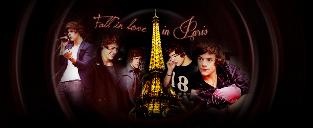 Fall in Love in Paris