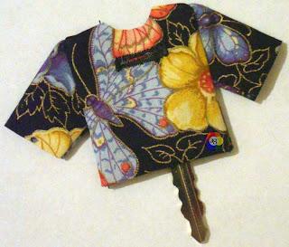 kee-shirt, key shirt, key cover, kee shirt, butterflies, black