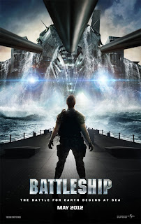 "Cartaz do filme ""Battleship – A Batalha dos Mares"""