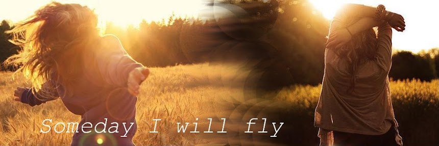 Someday I will fly