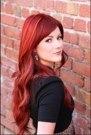 My Other Obsessions Hair Color Trends Red Hot Reds