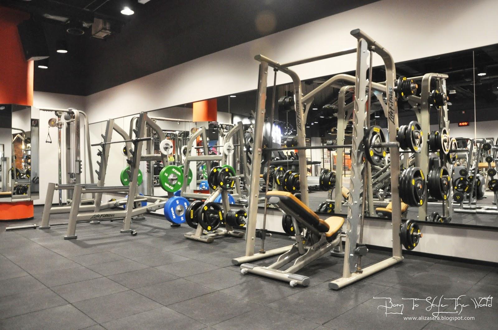 WTB - Celebrity Fitness Membership - gymkaki.com