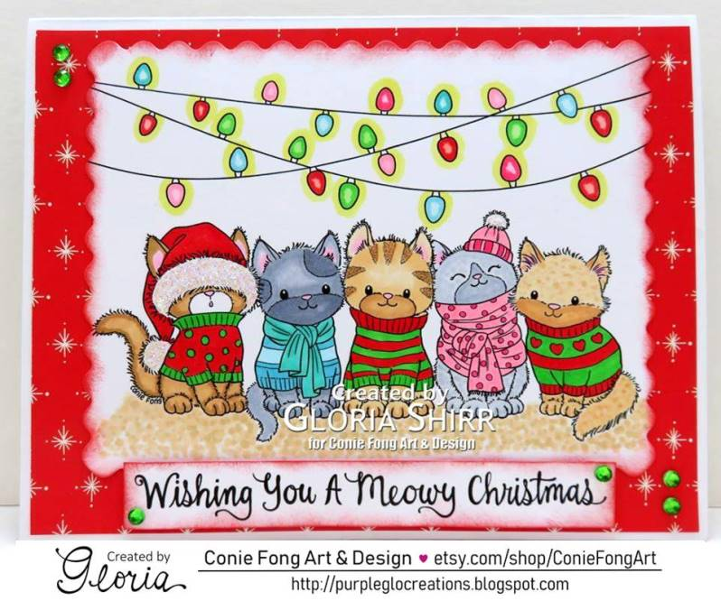 Featured Card at Lil Patch of Crafty Friends