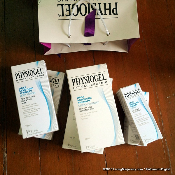 Physiogel-Hypoallergenic