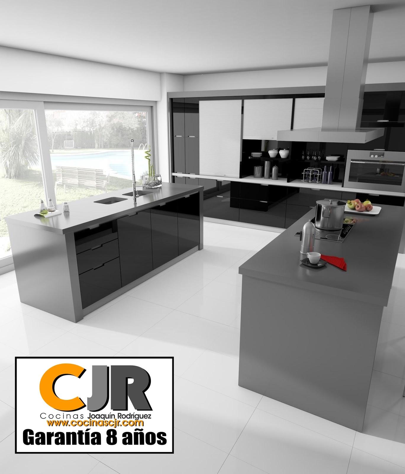 Estudio de cocinas cjr cocinas funcionales cocinas cjr en - Cocinas funcionales ...