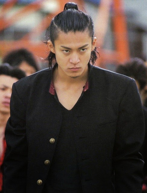 Shun Oguri Crows ZERO 2