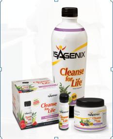 Cleanse For Life Isagenix dào thải, làm sạch cơ thể