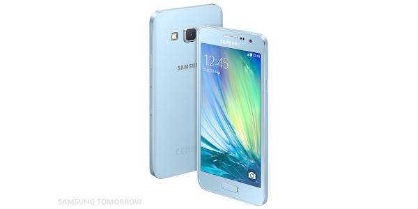 Samsung Galaxy A3 - Blue