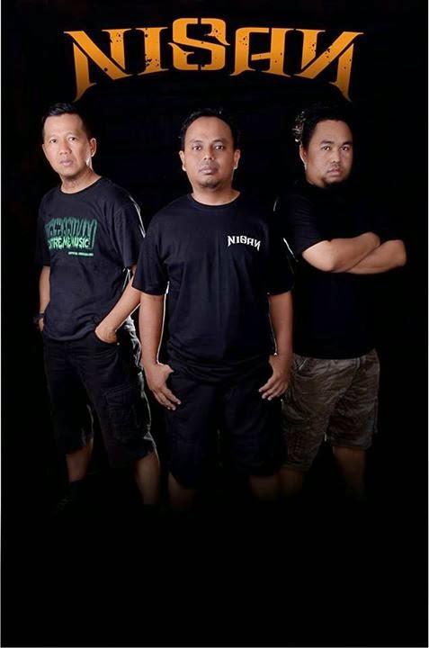 Nisan Band Thrash Metal Kotabumi - Lampung foto personil logo wallpaper