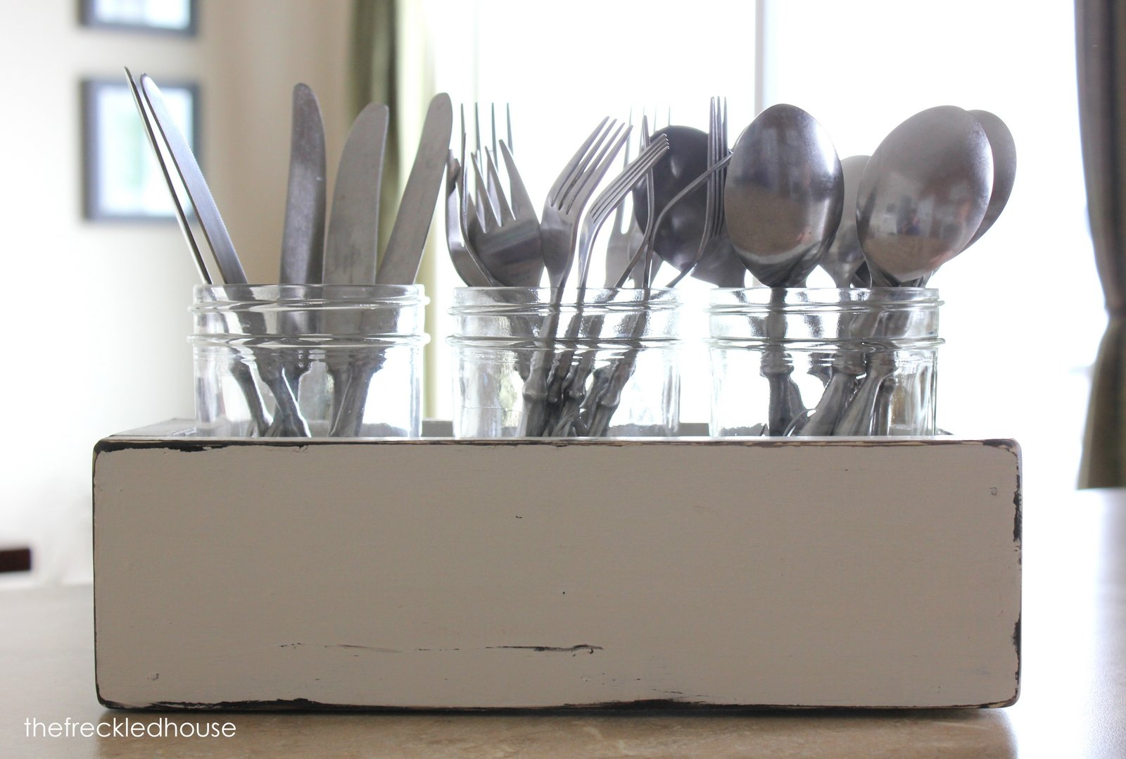 Flatware Caddy For Buffet | Infinite Autograph