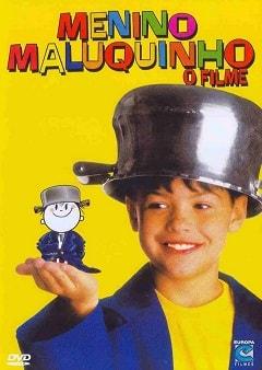 Menino Maluquinho - O Filme Filmes Torrent Download capa