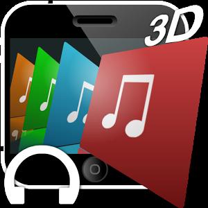 iSense 3D Music Player full apk