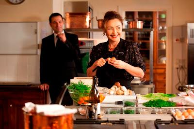 קת'רין פרו הטבחית של הנשיא