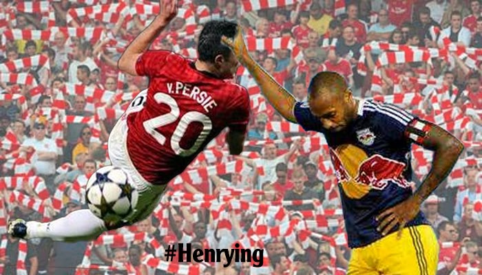 ... intercepting Maradona's Hand of God goal, or making contact with E.T. It's worth a good laugh or two, as some of the images do put Henry in some silly