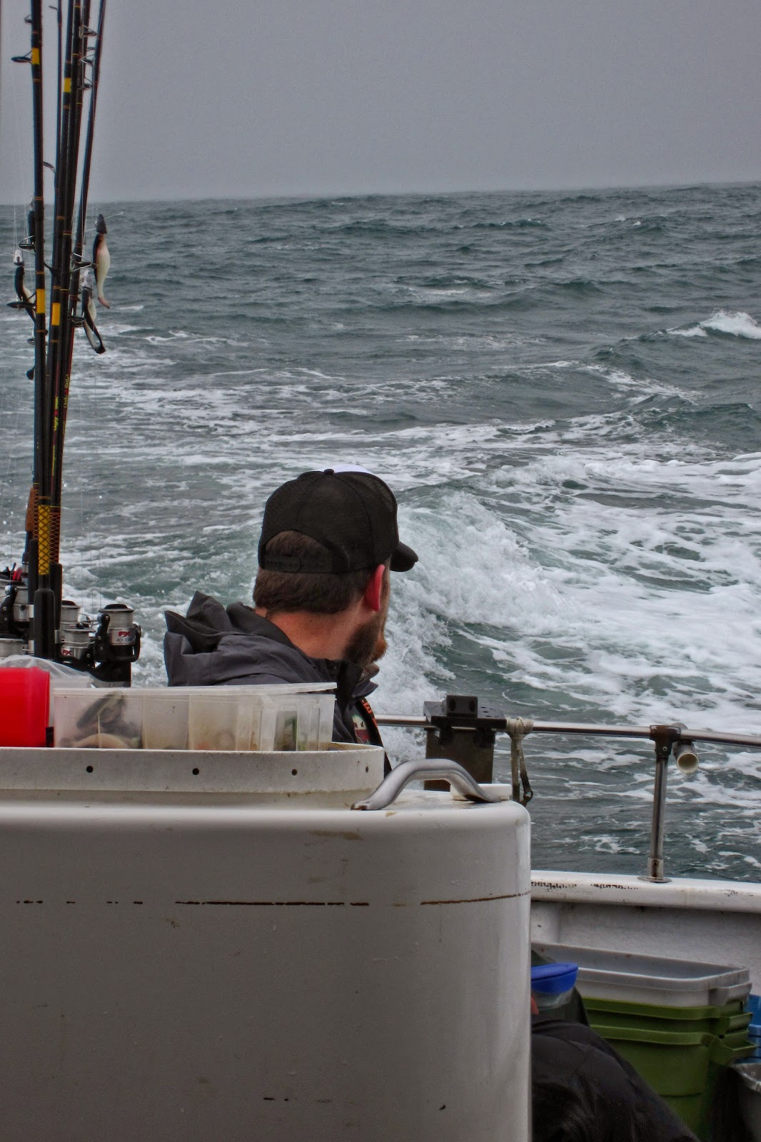 Thom zehrfeld photography captain 39 s reel charters for Charter fishing newport oregon