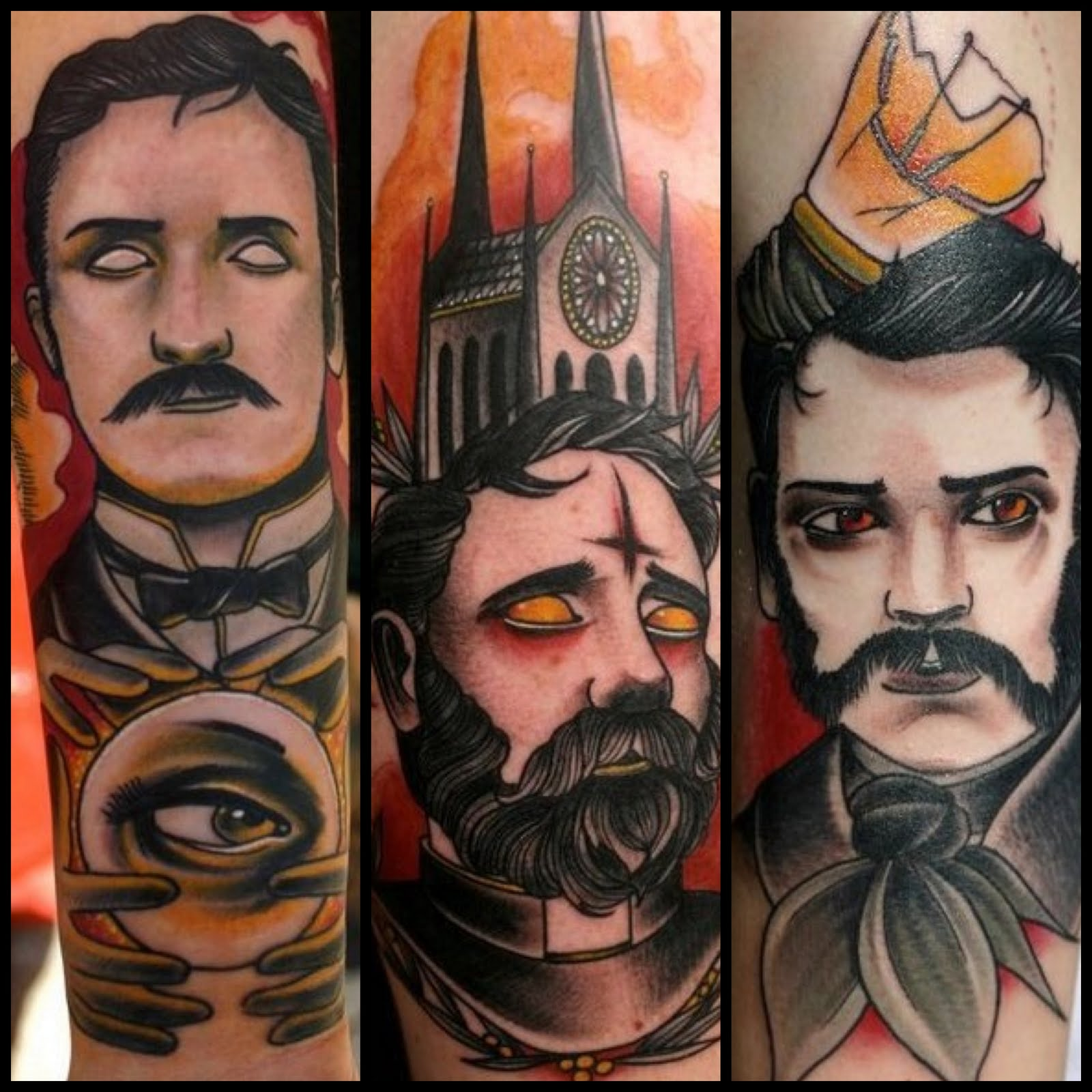Goblet Tattoo On Forearm By Joe Ellis: Hail To The FrEaKs: Whats Coming Up In The World Of The