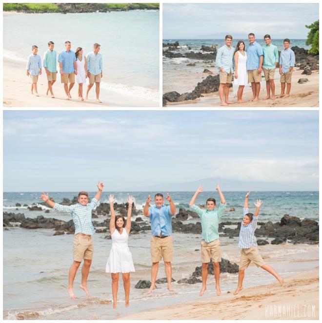 Maui Vacation Portrait