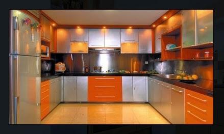 warna cat dapur keren
