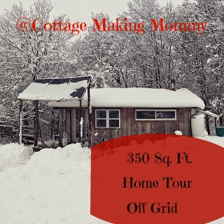 Cottage making mommy come home to the country 350 sq for 350 sq ft house