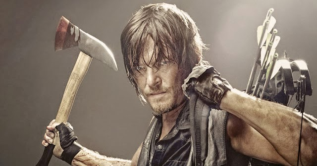 The Walking Dead Daryl La tropa Friki