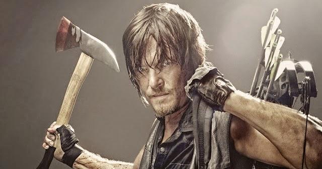 The Walking Dead Daryl La tropa Friki