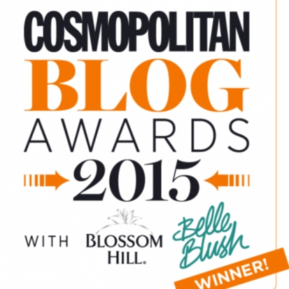 WINNER Best Beauty & Highly Commended Best Vlog 2015
