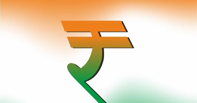 how to give rupee symbol in html